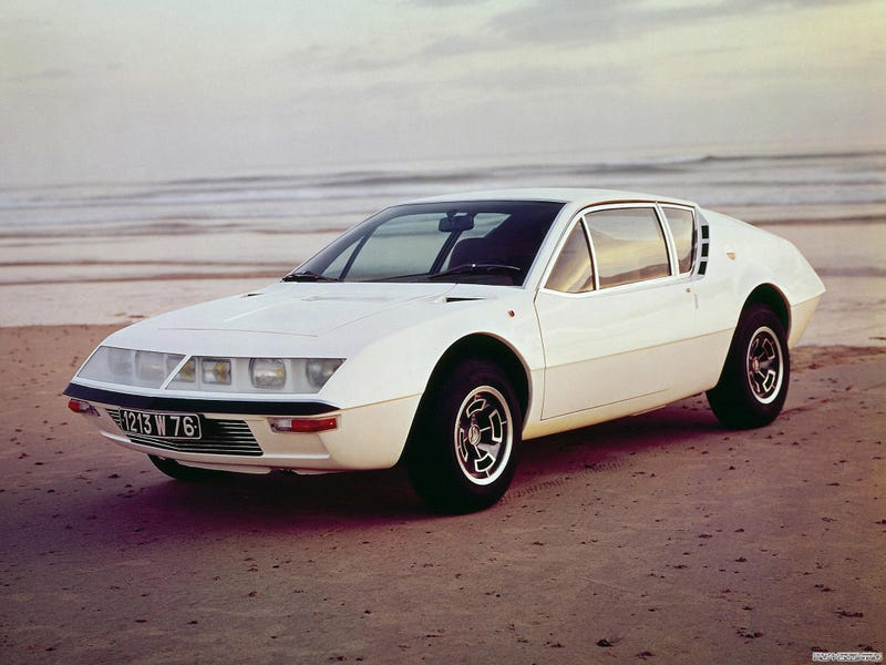 Someone say the 70s had the coolest cars?