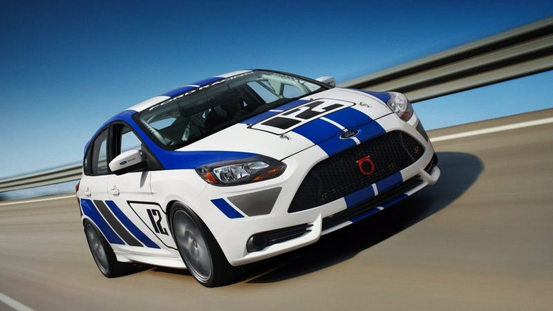 This Ford Focus racer will cost you $100,000