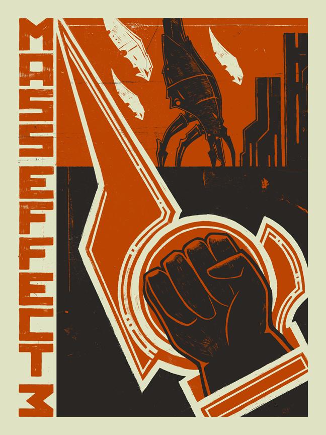 BioWare Turns More Fan Art Into Official Mass Effect Merch