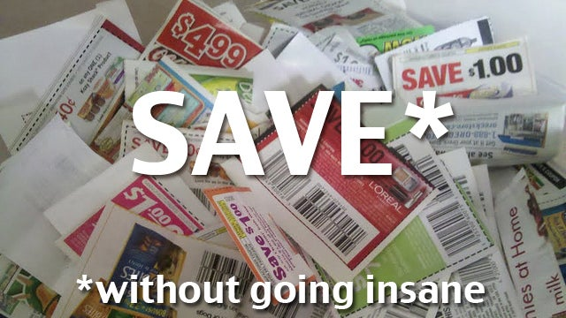 The Best, Non-Crazy Ways to Use Grocery Coupons