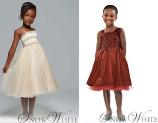 Disney Flower Girl Dresses: For Little Girls Who Still Believe In Fairy Princesses