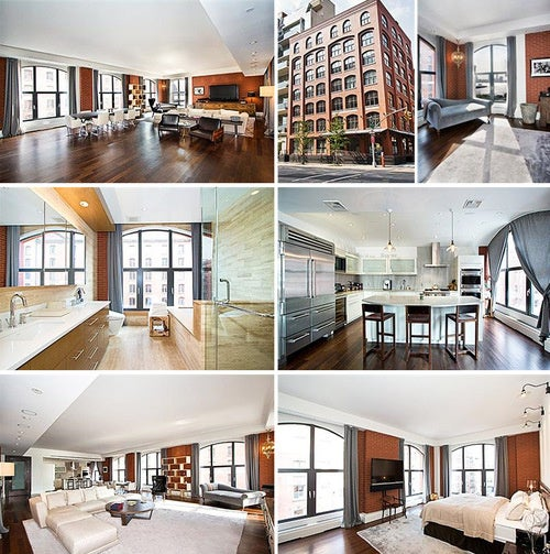 Tour the Glamorous Apartment That Wasn't Good Enough for Justin Timberlake