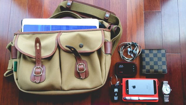 The Startup CEO's Daily Bag