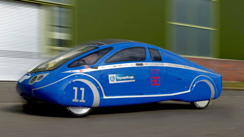 This Is Why Solar Car Racing Now Actually Matters