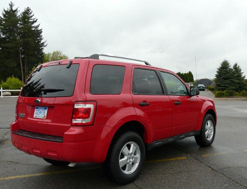 2009 Ford Escape: First Drive