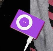 Rumor: Spring Color iPod Shuffles Coming?
