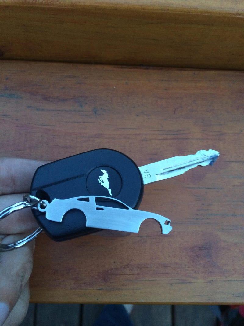 New key chain