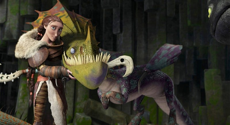 How To Train Your Dragon 2 Director Says This Kids' Movie Has Grown Up