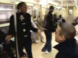 Subway Assault Video Could Be A Hoax, Random People Speculate Wildly