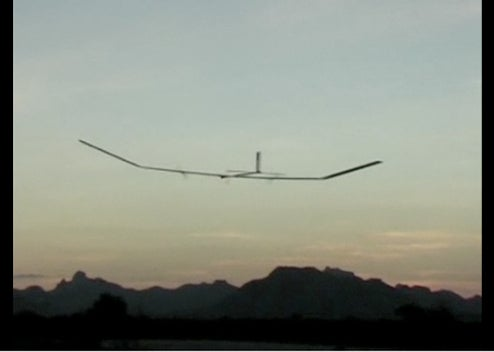 High-Flying Solar Power Zephyr Glider Breaks Own World Record With 3.5 Day Flight