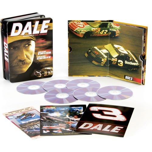 Dale Earnhardt, Sr. DVD Possibly Best Selling Sports DVD Of All Time