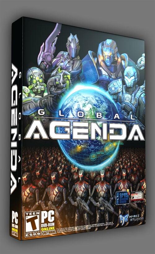 Global Agenda Launches In February