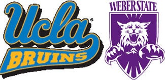 NCAA Pants Party: UCLA Vs. Weber State