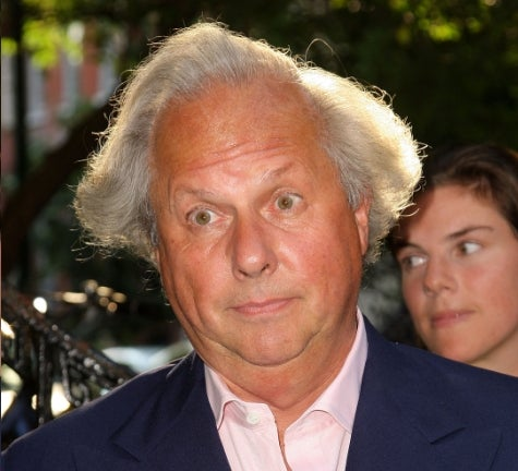 Laid-Off Vanity Fair Staffers Can Clean Graydon Carter's Stockroom