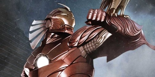 Iron Man Gets Numerous Overhauls Before He Sells Out