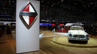 Back-From-Dead Borgward Will Launch An SUV At Frankfurt This Year