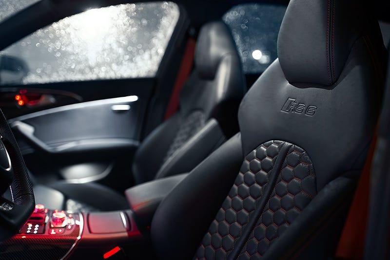 This Badass RS6 Wagon Is Jon Olsson's New Winter Ride