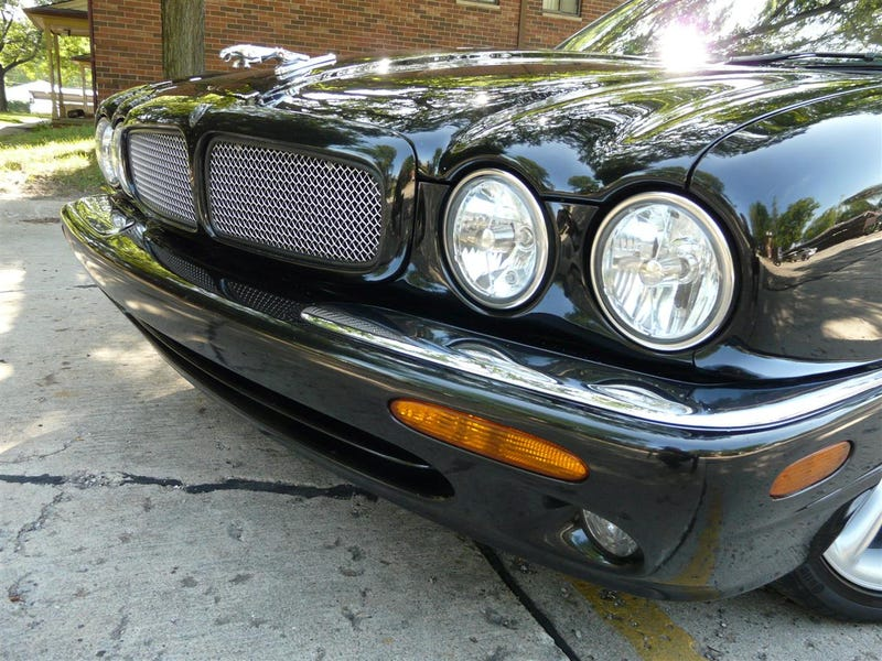 Added To The Stable: 1999 Jaguar XJR