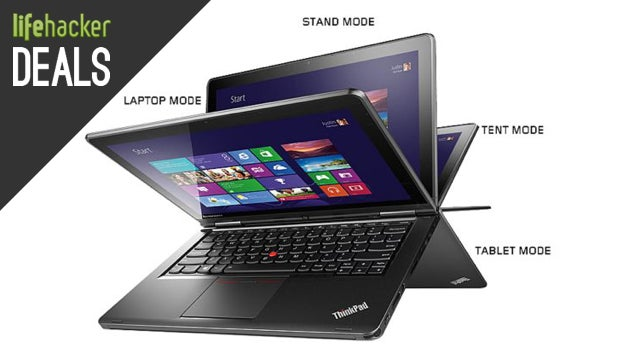 $150 Off Lenovo YOGA, 5-Bay Drobo Sale, Samsung Storage [Deals]