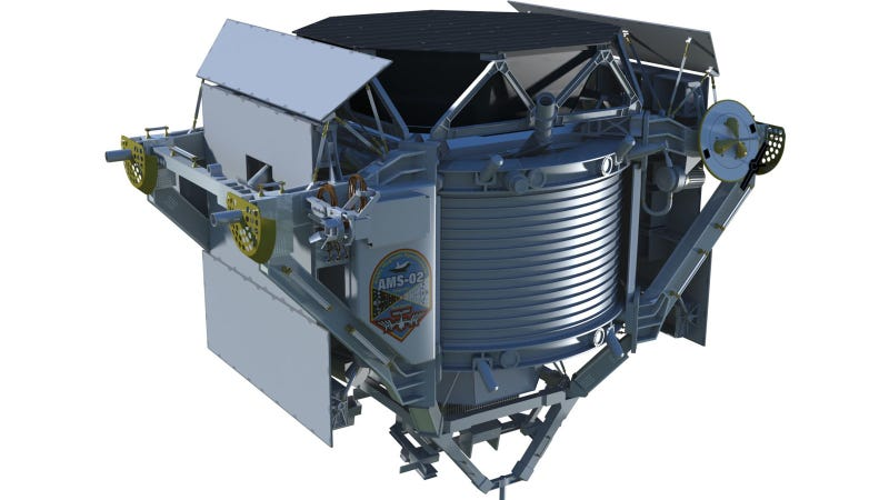 This $2B Cosmic Ray Detector Is Unravelling the Secrets of the Universe