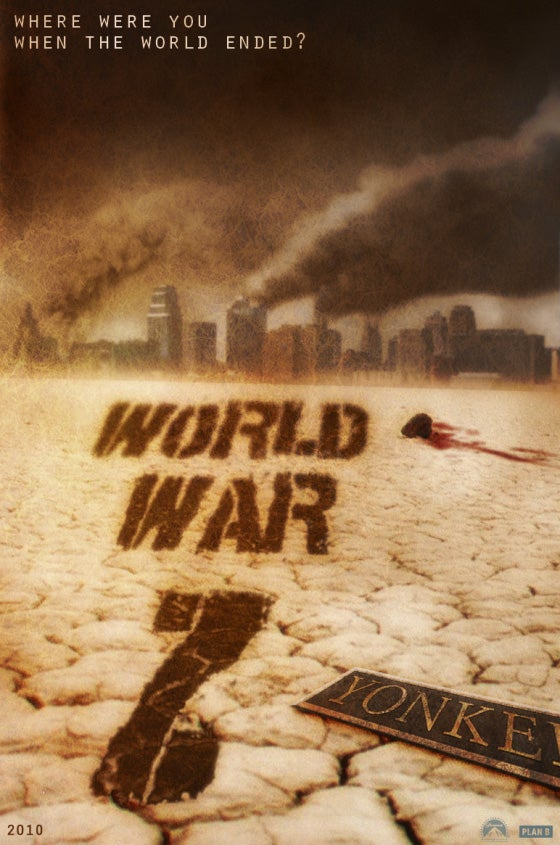 World War Z could start shooting next month!