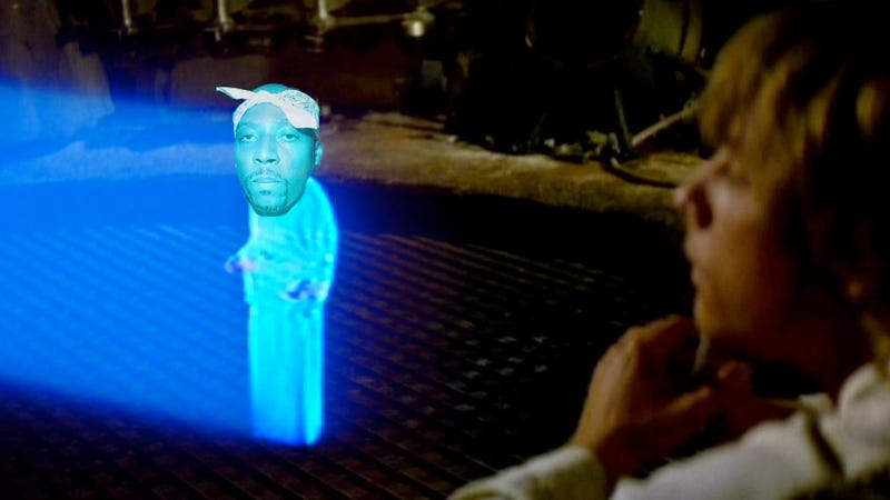 Dead Nate Dogg Performing at Coachella (As a Hologram)