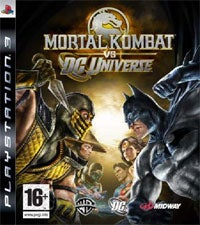 Uncensored Import Version Of MK vs. DCU Up For Pre-order