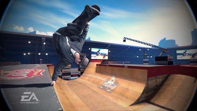 Maloof Money Cup DLC Rolls To Skate 2