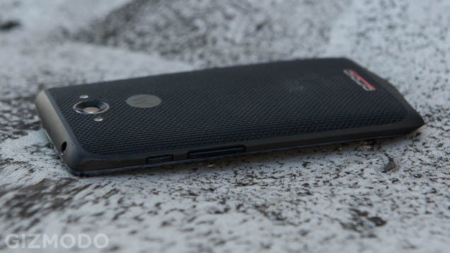 Droid Turbo Is Here, But About That Battery...