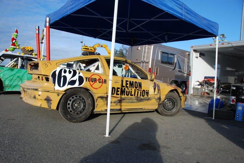 24 Hours Of LeMons Arse Freeze-A-Palooza Über Gallery: Soichiro's Revenge