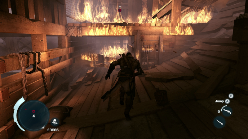 Assassin's Creed III's Final Chase Sequence Was The Worst Thing I Played All Year