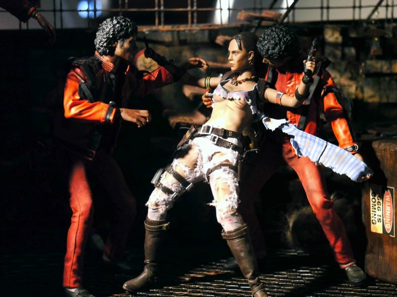NSFW: Too Bad Zombie Michael Jackson Wasn't In Resident Evil 5