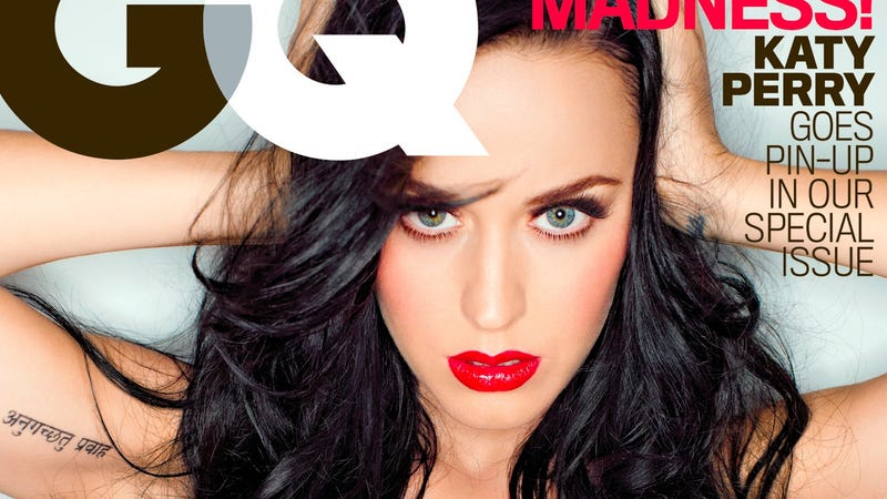 Katy Perry Thinks Geishas Are 'The Masters of Loving Unconditionally'