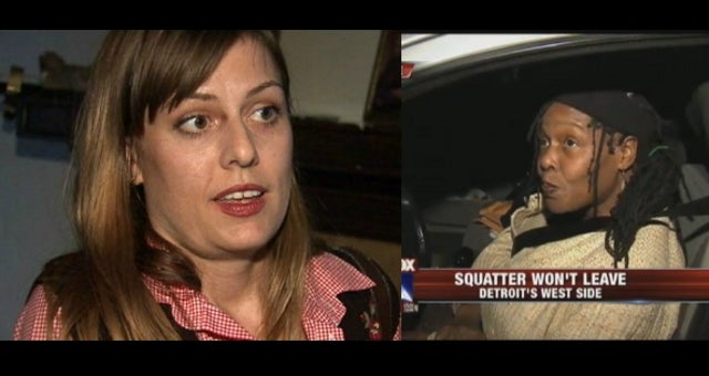 Detroit Woman Living in Own Home with Squatter Because She's Not Allowed to Kick Her Out