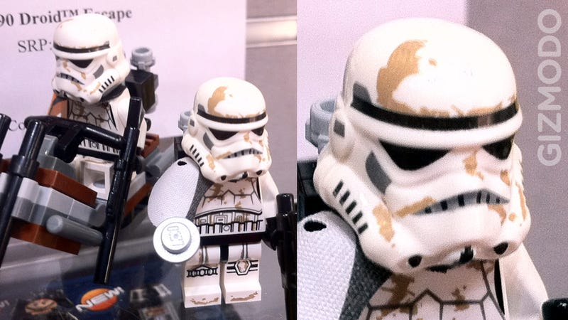 These New Cool Lego Stormtroopers Minifigs Are Incredibly Detailed