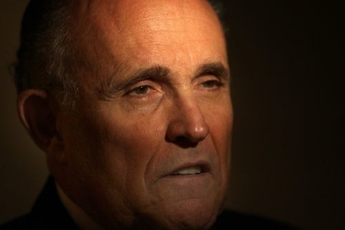 Why Won't Rudy Run for Governor? [Updated: Because He's Running For Senate]