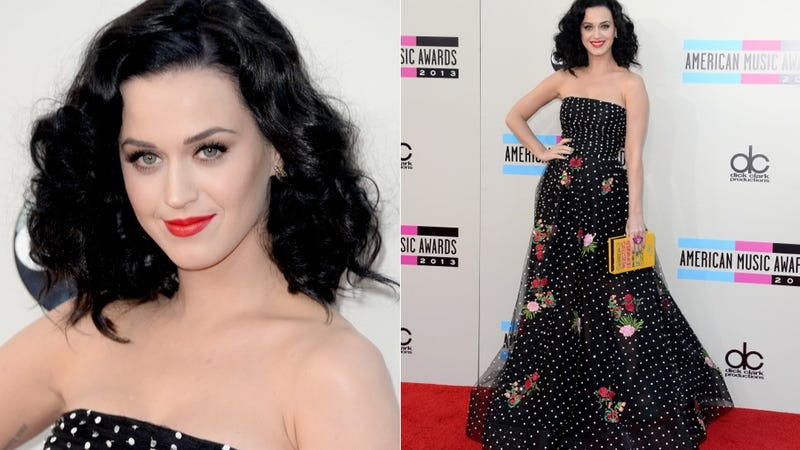 PSA: Katy Perry Approves of Tonight's American Music Awards