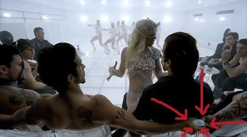 Can You Spot The Game Peripheral In This Lady Gaga Video?