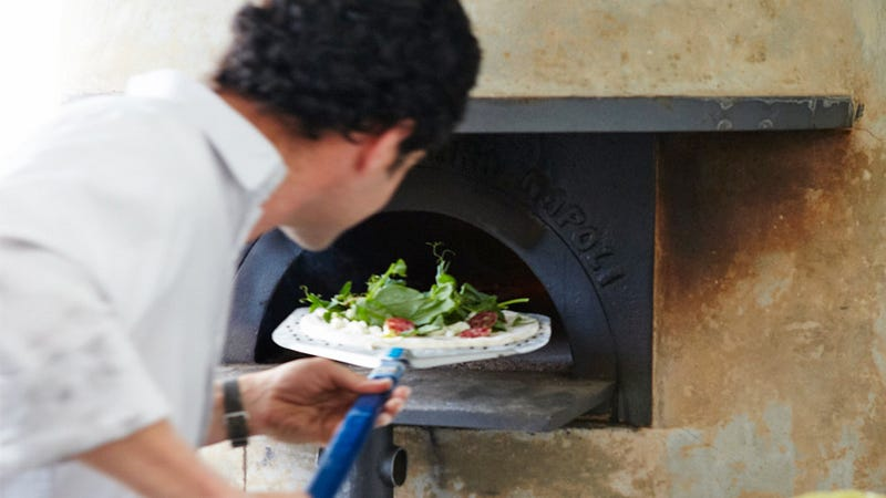The 30,000-Pound Pizzeria on a Truck