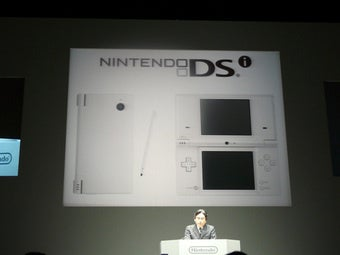 Iwata's Speech and Slides During the Nintendo Press Conference