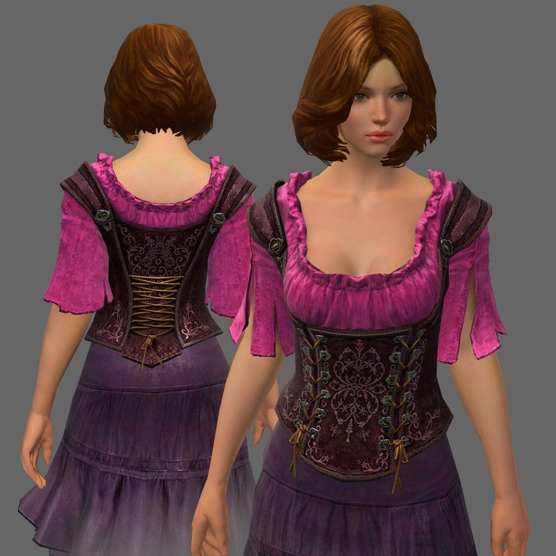 Guild Wars 2 Fashion Is 250 Years Ahead Of Its Time