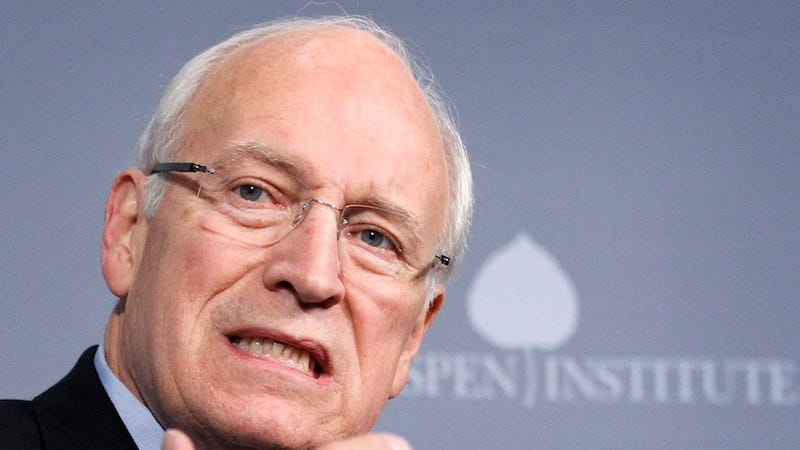 Dick Cheney Is Writing a Book About His Bad Heart