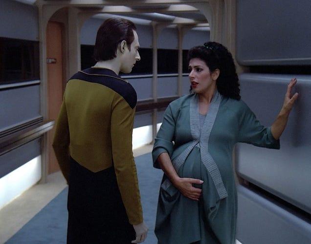 Deanna Troi Fanfiction