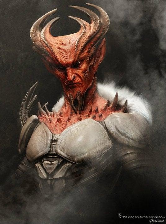 Early X-Men character concept art shows off a much darker Azazel