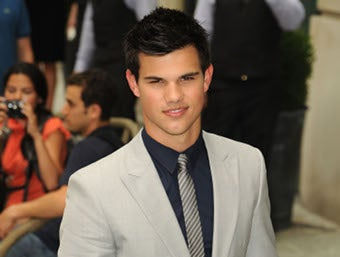Educational Meltdown Caused By Lautner's Abs