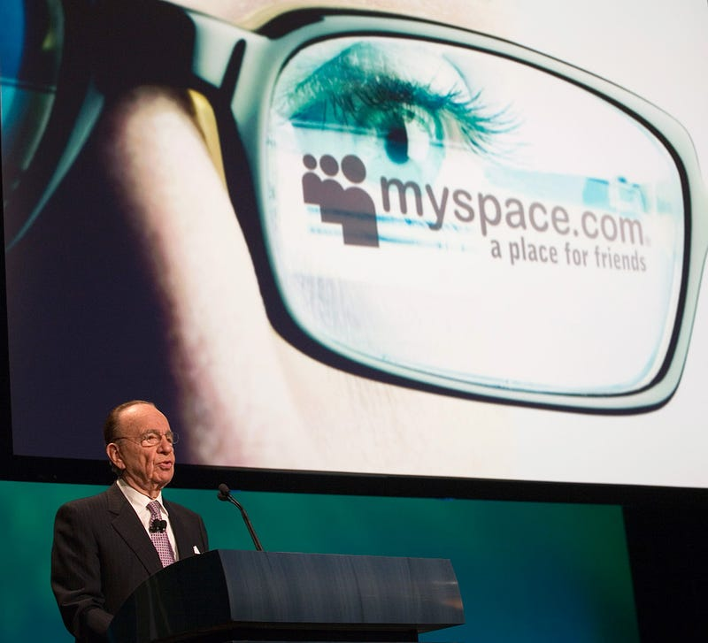 MySpace Is for Sale; Could Google Buy?