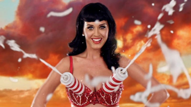 The Many Sexual Euphemisms on Katy Perry's Filthy, Awesome New Album