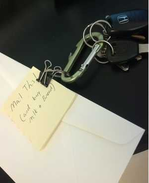 MacGyver Challenge Winner: Use Two Binder Clips to Hang Almost Anything