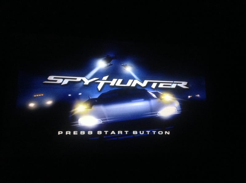 Next on Bandit Opens his PS2 Game Collection: Spyhunter