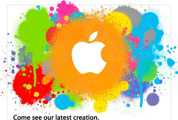 Apple Invites Us To Jan 27 Special Event, Think iSlate?